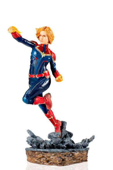 Iron Studios Captain Marvel BDS Art Scale 1/10 - Captain Marvel