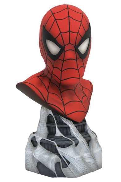 Legends in 3-Dimensions: Marvel Spider-Man 1: 2 Scale Bust