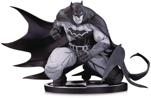 Batman Black & White: Batman Madureira