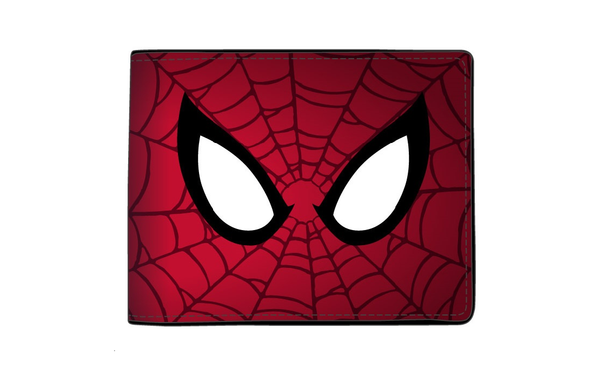 Spiderman Bifold Wallet