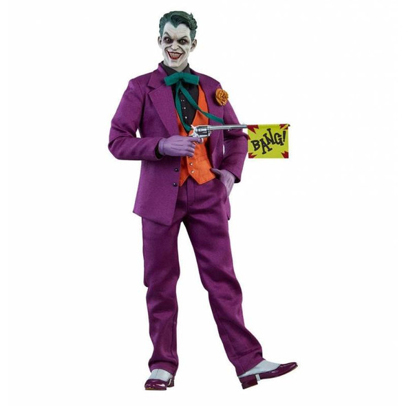 Sideshow Sixth Scale Joker Figure