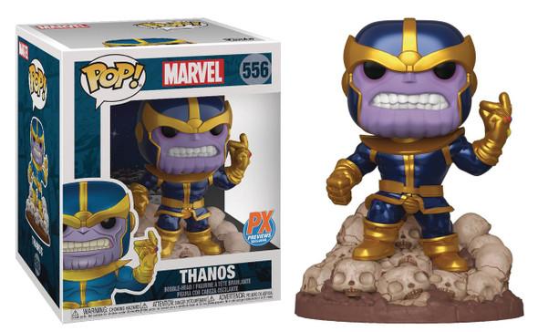 Funko POP Thanos Snap Exclusive