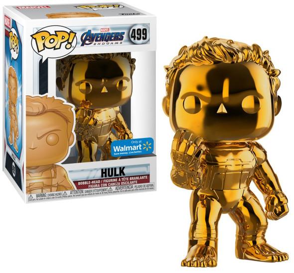 Avengers Endgame Funko POP! Marvel Hulk