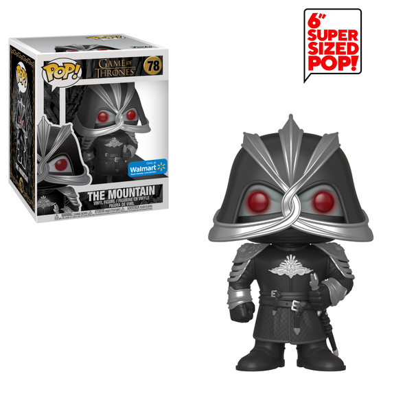 Funko POP TV Game of Thrones The Mountain Exclusive