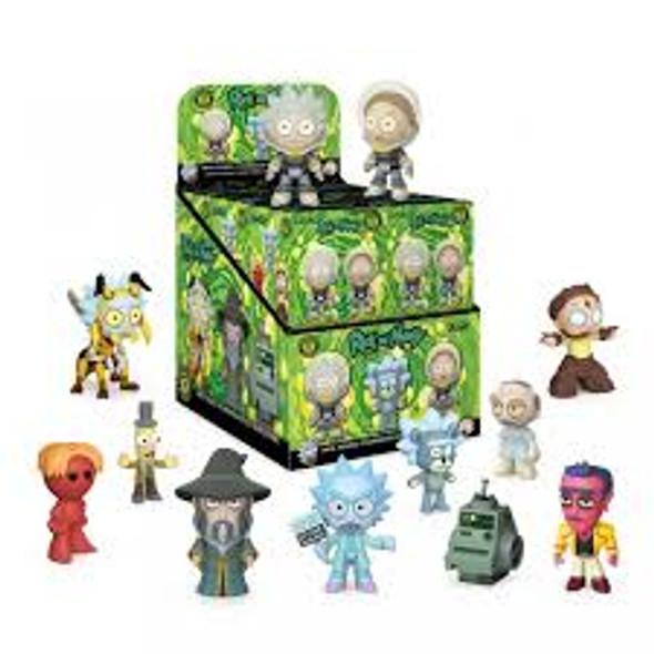 Rick & Morty Mystery Minis Vinyl Mini Figures - One Random Figure