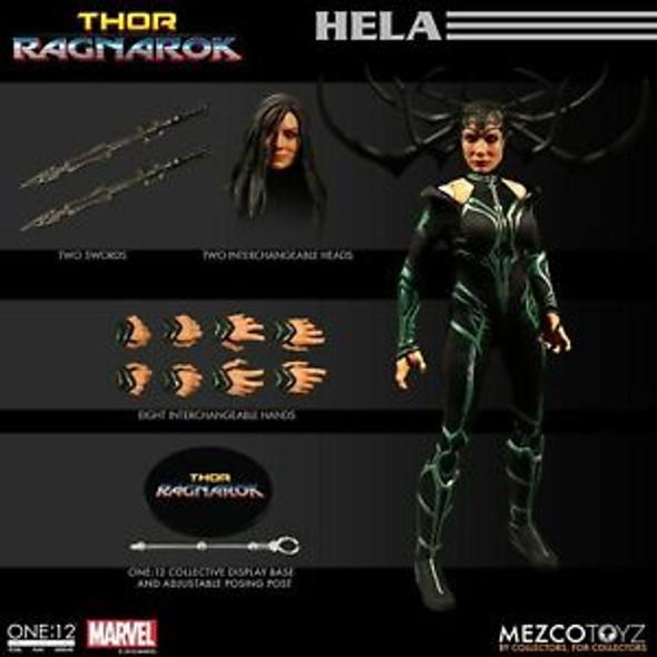 Mezco One:12 Hela