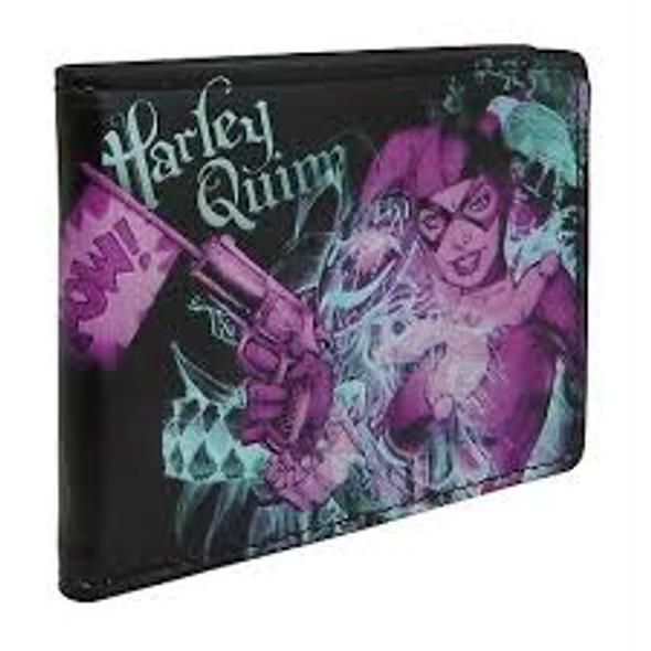 Buckledown Harley Quinn Wallet