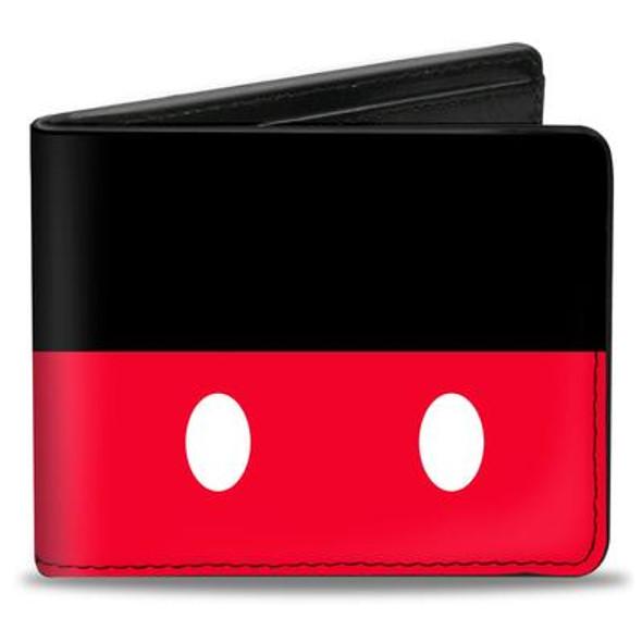 Buckledown Mickey Suit Wallet