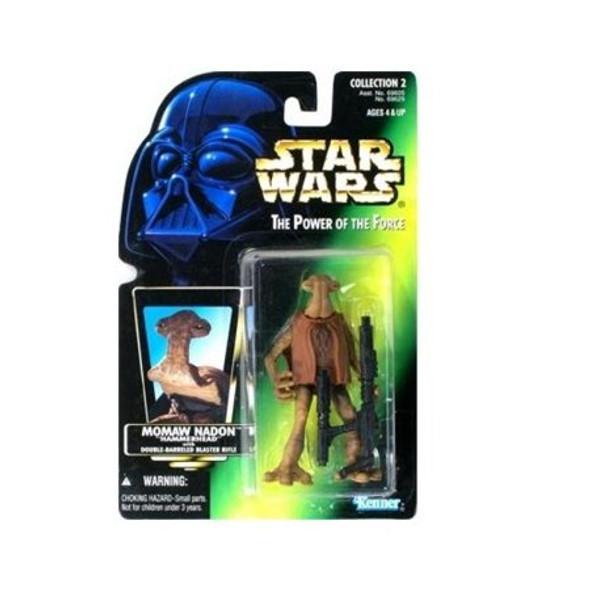 1996 Kenner Star Wars Momaw Nadon Hammerhead
