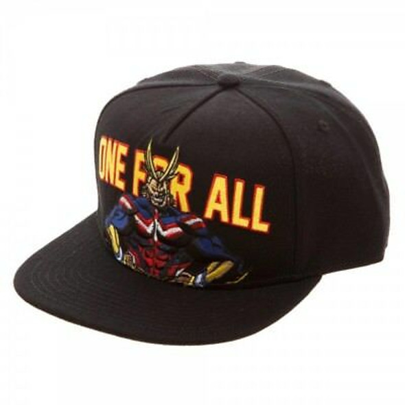 My Hero Academia All For One Snapback Hat