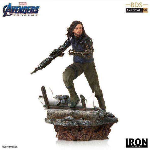 Iron Studios Winter Soldier Endgame