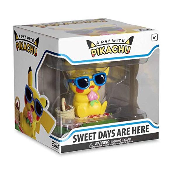 POP - A Day With Pikachu Sweet Days Are Here Pokémon
