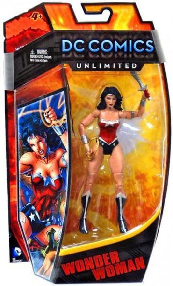 Batman Unlimited Wonder Woman Figure