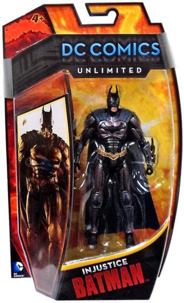 DC Comics Unlimited Series 2 Injustice Batman Action Figure