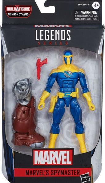 Marvel Legends Black Widows Spymaster