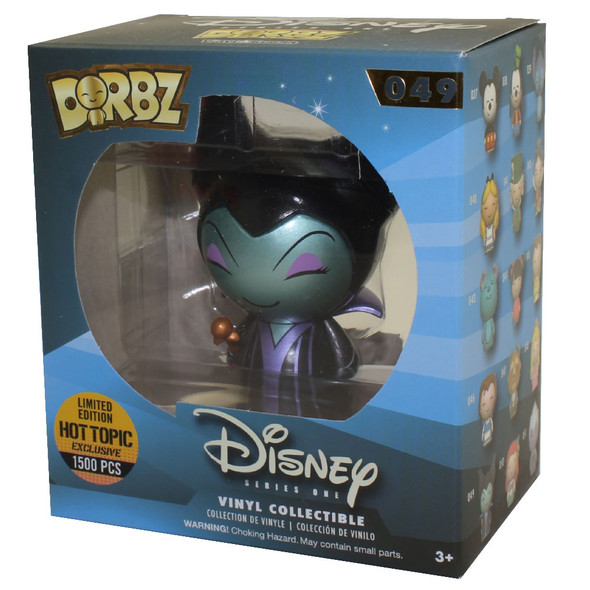 Dorbz Maleficent Hot Topic Exclusive