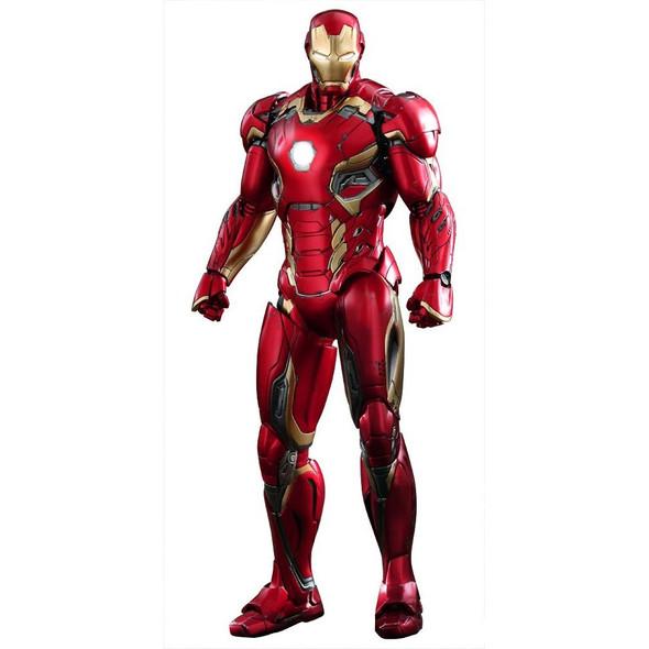 Iron Man XLV Sixth Scale Diecast Figure