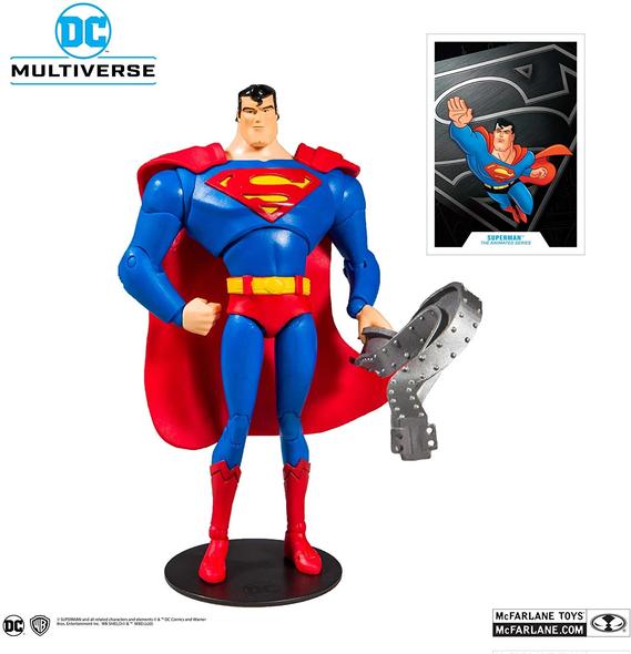 DC Animated Superman
