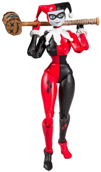 DC Animated Harley Quinn