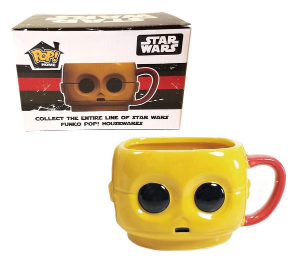 C3P0 Ceramic Mug Funko Pop Smugglers Bounty
