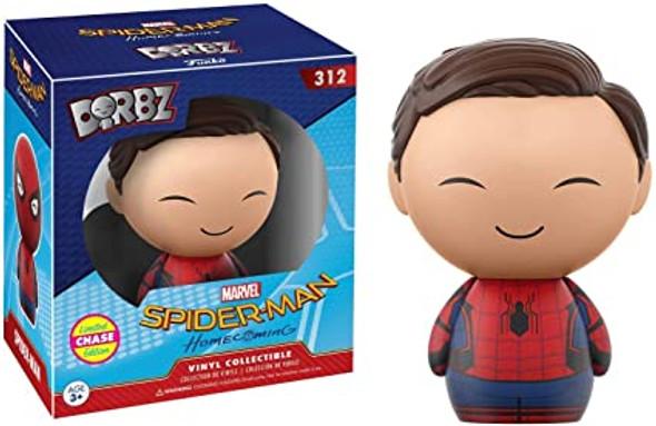 Dorbz Spider-Man Homecoming Spider-man Unmasked Chase