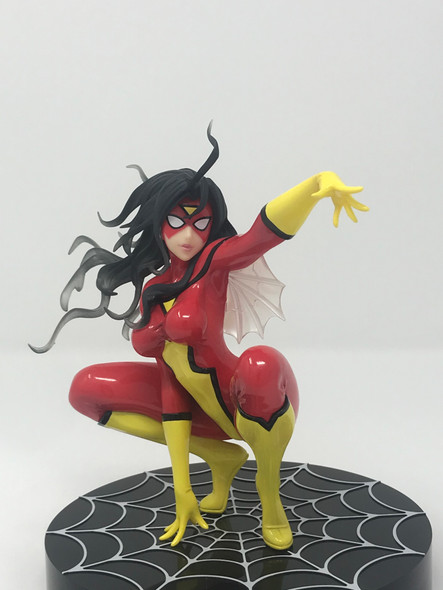 Kotobukiya Marvel Spider-Woman Bishoujo [No Box]