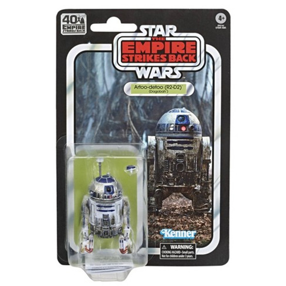 Star Wars The Black Series Artoo-detoo (R2-D2) (Dagobah)