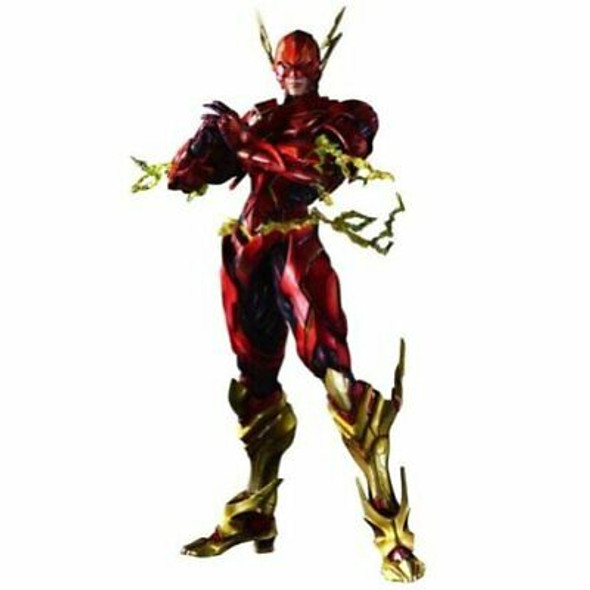 Square Enix Variant The Flash Play Arts Kai