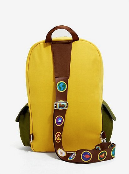 Loungefly Disney Pixar Up Wilderness Explorer Backpack