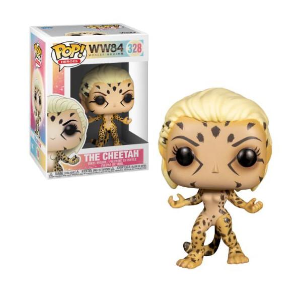 POP DC Heroes: Wonder Woman 1984 Cheetah