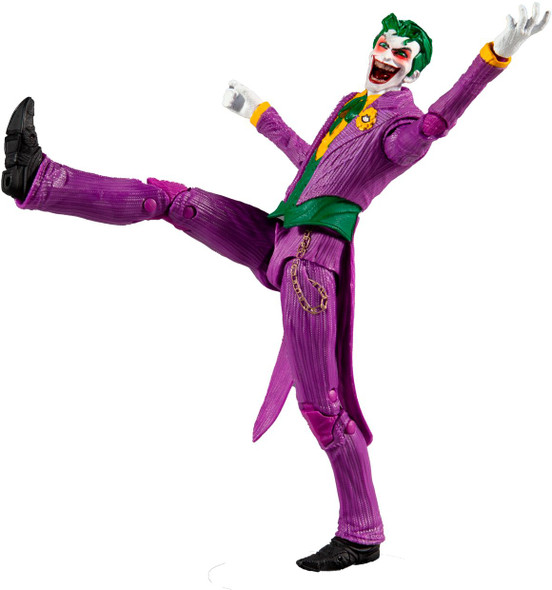 DC Multiverse White Knight - Modern Comic Joker 7-Inch Figure