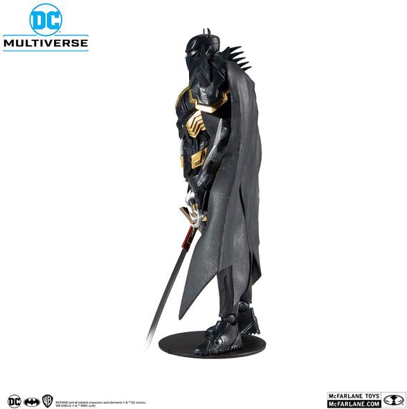 DC Multiverse White Knight Azbat 7-Inch Figure