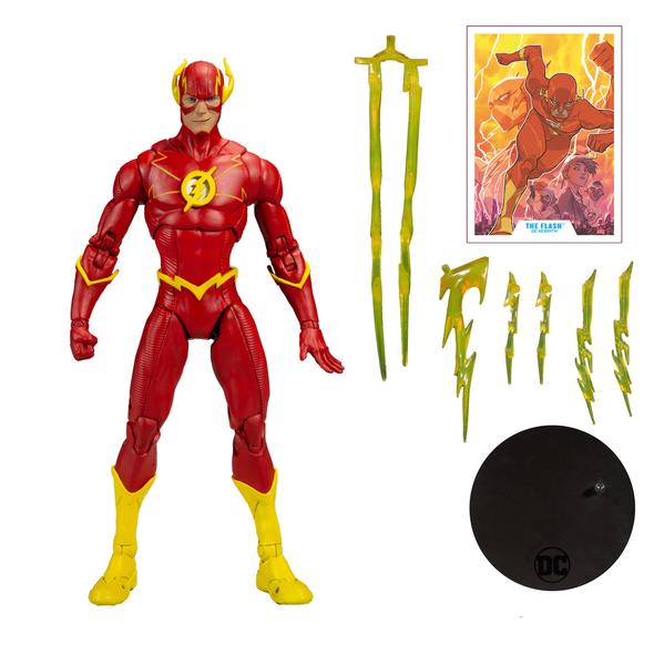 DC Multiverse Flash 7-Inch Figure