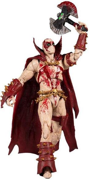 Mortal Kombat Series 4 Bloody Spawn 7-Inch Figure