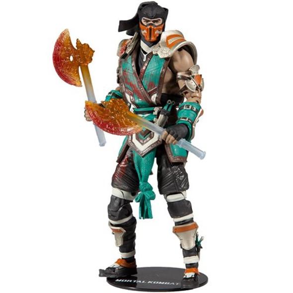 Mortal Kombat Series 4 Sub Zero 7-Inch Figure