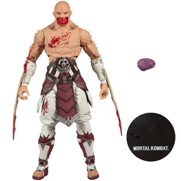Mortal Kombat Series 4 Bloody Baraka Horkata Fury 7-Inch Figure