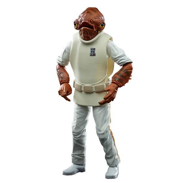 Star Wars The Black Series Admiral Ackbar 6-Inch Figure