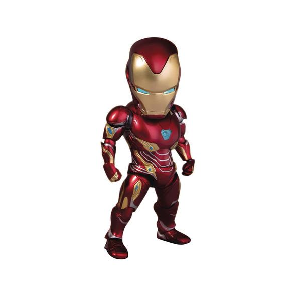 Beast Kingdom Infinity War Egg Attack Iron Man Mark L Figure
