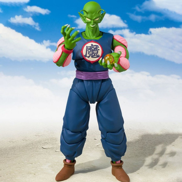 "Piccolo Daimao ""King Piccolo"" ""Dragon Ball"" Bandai S.H. Figuarts"