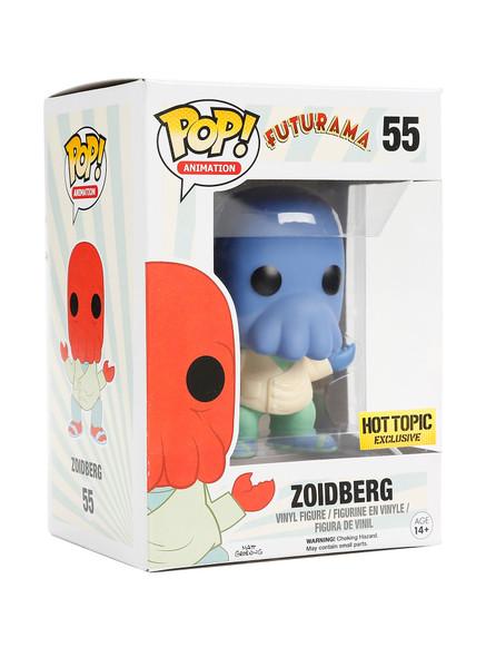 POP! Futurama Alternate Universe Blue Zoidberg