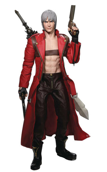 Devil May Cry III Dante 1:6 Scale Figure