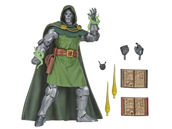 Marvel Legends Fantastic Four Doctor Doom Deluxe Figure