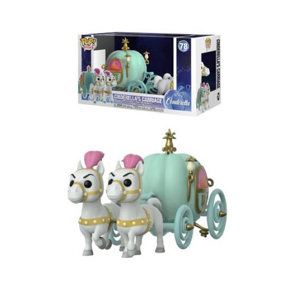 Pop! Rides Disney: Cinderella - Cinderella's Carriage