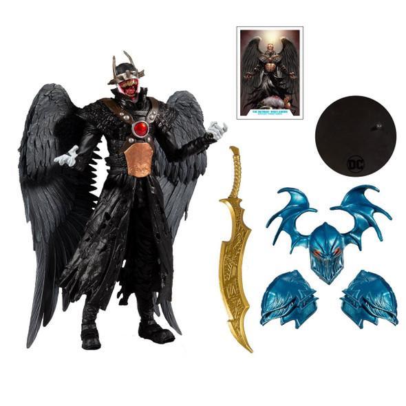 DC Multiverse Batman Who Laughs (Hawkman) 7-Inch Figure