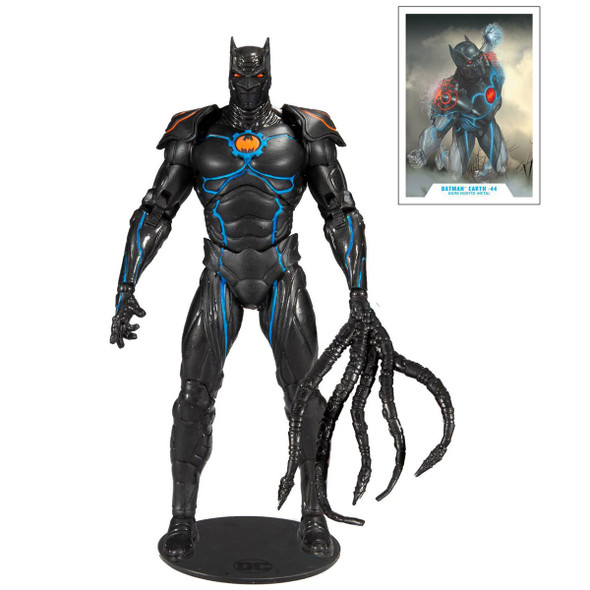 DC Multiverse Dark Nights Metal Metal The Murder Machine Earth -44 7-Inch