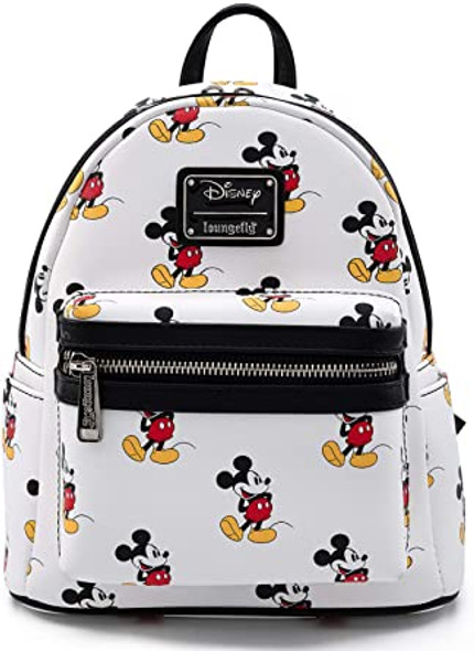 Loungefly Disney Mickey Mouse All Over Print Mini