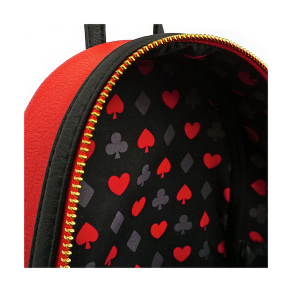 Loungefly Disney Queen of Hearts Mini
