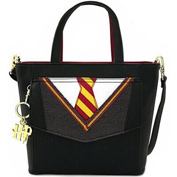 Loungefly Harry Potter School Uniform Faux Leather Crossbody