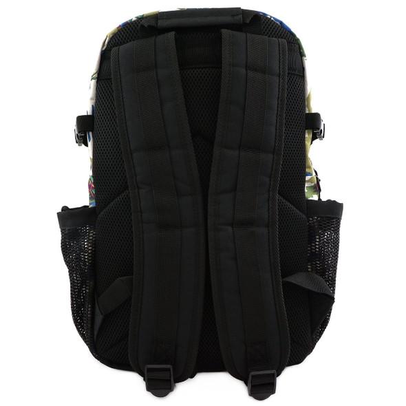 Loungefly Stitch Camo Nylon Backpack