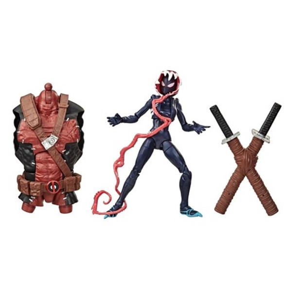 Marvel Legends Series Venom Ghost-Spider